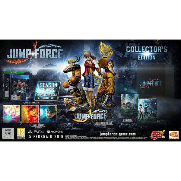Jump Force - Collector's Edition