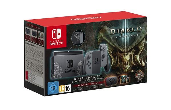 Nintendo Switch Diablo III (Ltd. Deluxe Box)