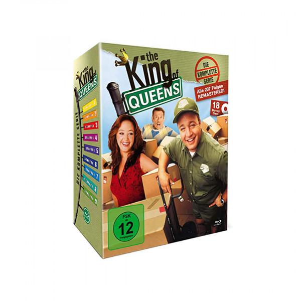 The King of Queens - Die komplette Serie - Queens Box