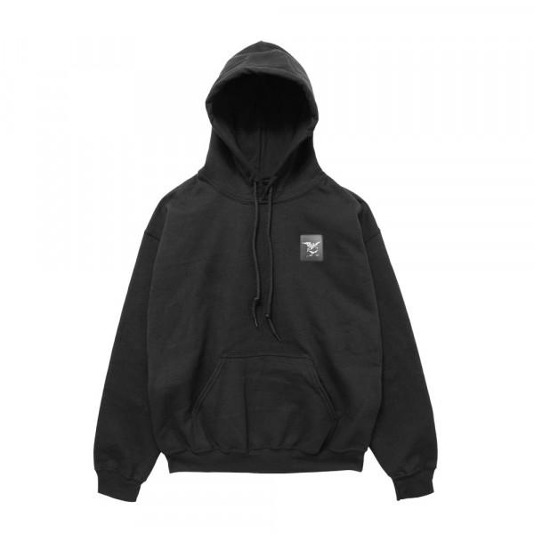 X6 - Hoodie Oversize - Devil - Black