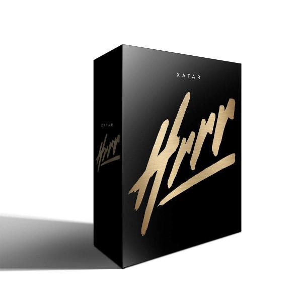 Xatar - Hrrr (Ltd.Deluxe Box)