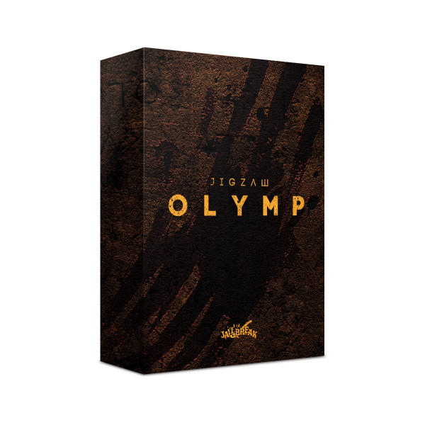 Jigzaw - Olymp (Ltd. Deluxe Box)