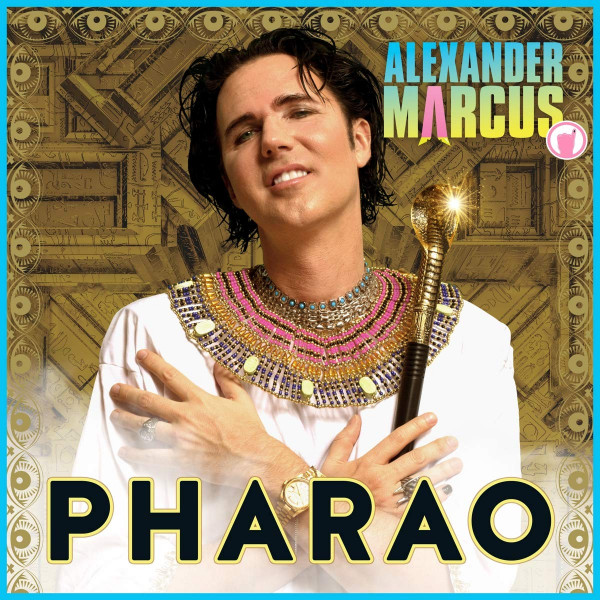 Alexander Marcus - Pharao (Ltd. Deluxe Box)