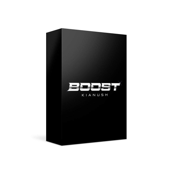 Kianush - Boost (Ltd. Deluxe Box)