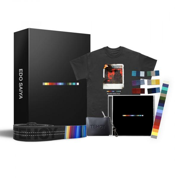 EDO SAIYA - TEHOY (Ltd. Deluxe Box)