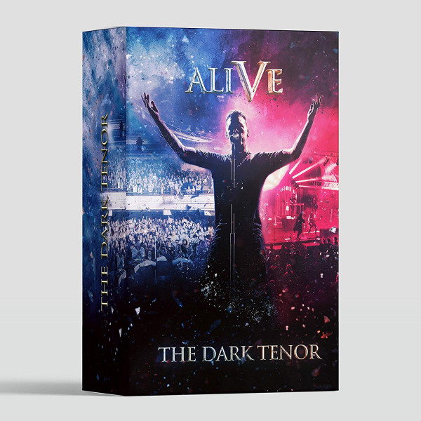 The Dark Tenor - ALIVE - 5 Years Jubiläums (Ltd.Deluxe Box)