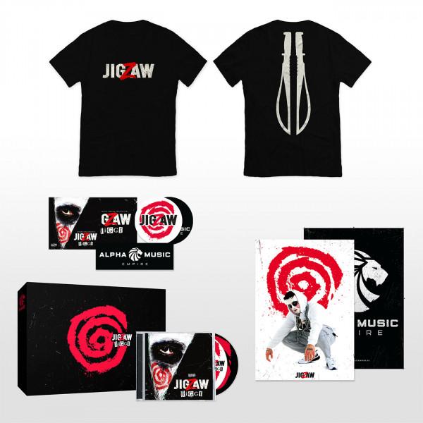 Jigzaw - Jiggi (Ltd. Fan Bundle)