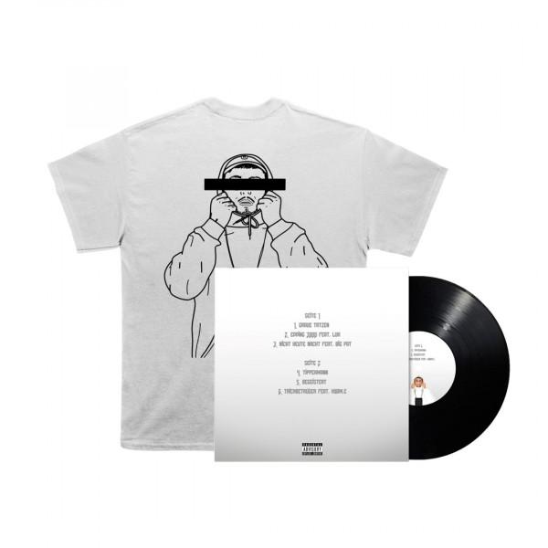 Tom Hengst - Brustbeutel EP (Ltd. Fanbundle)