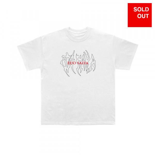 Edo Saiya - New Wave Outline T-Shirt (Limited)