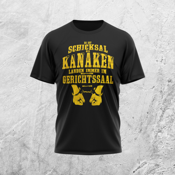 Gerichtssaal T-Shirt