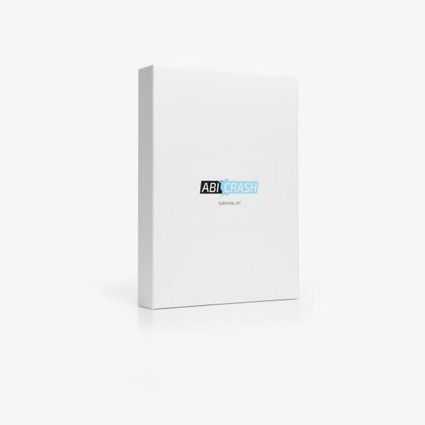 ABIcrash - Bundeslandspezifisches Oberstufenwissen (Deluxe Box) Schuljahr 2019/20