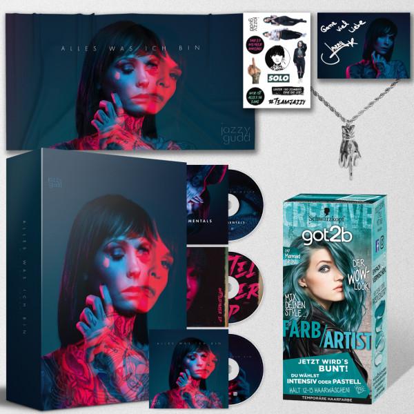 Jazzy Gudd - Alles was ich bin (Ltd. Deluxe Box)
