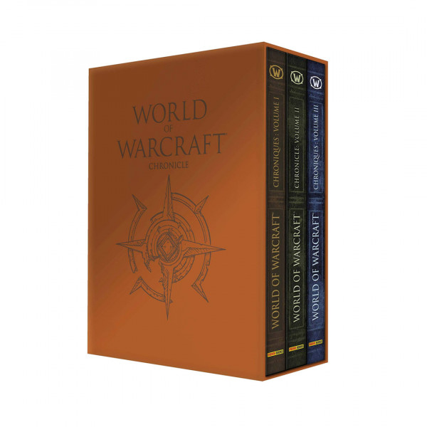 World of Warcraft Chroniken 1–3