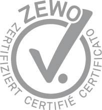 Logo der Stiftung ZEWO