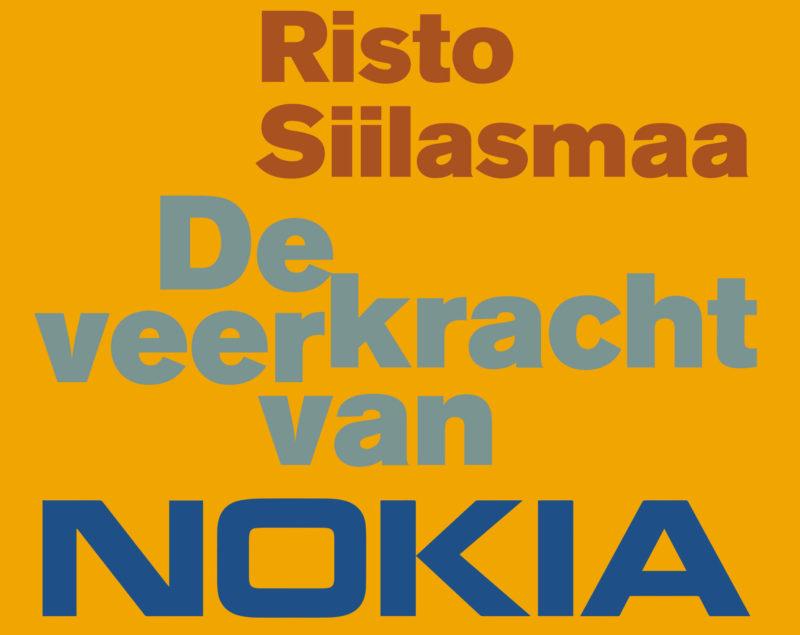 De veerkracht van Nokia voorplat