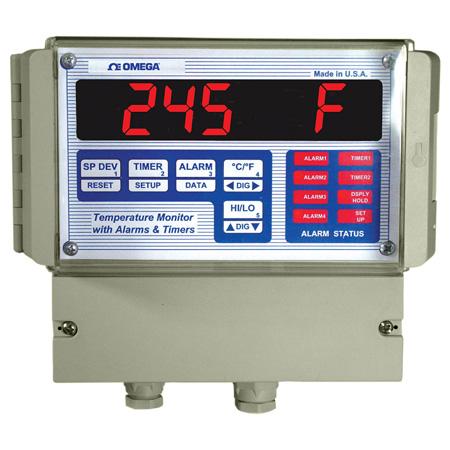 Wallmount Meters