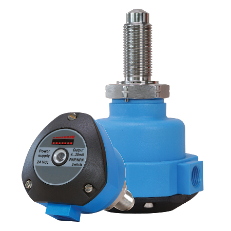 Flow Transmitters and Switches