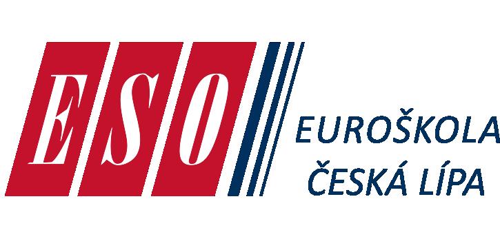Euroškola Česká Lípa střední odborná škola s.r.o. logo