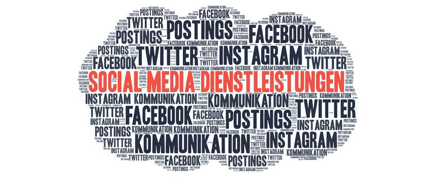 Social Media Dienstleistungen von Boost Bird