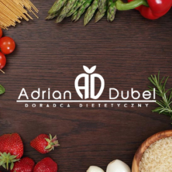 dietetyk Adrian Dubel