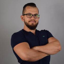 dietetyk Jakub Piotrowski