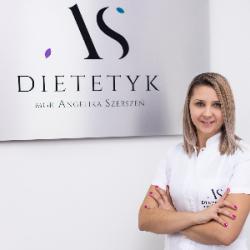 dietetyk Angelika Szerszeń