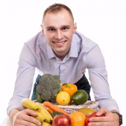dietetyk Michał Nalborski
