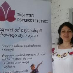 dietetyk Magdalena Golachowska, dr n. med.