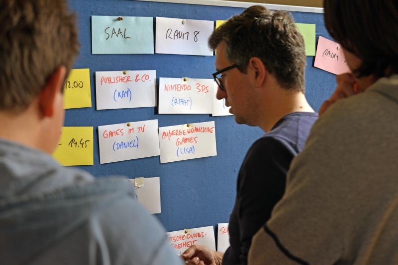 Gamescamp 2015 | Foto: Jürgen Sleegers
