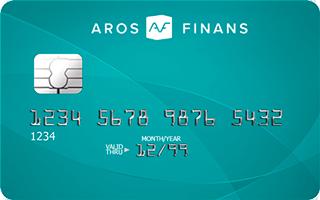Lån penge fra Aros Finans Kredittkort