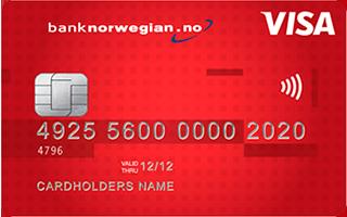 Lån penge fra Bank Norwegian Norway