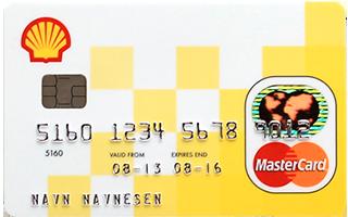 Lån penge fra Shell Mastercard