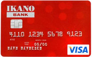 Lån penge fra Ikano Visa
