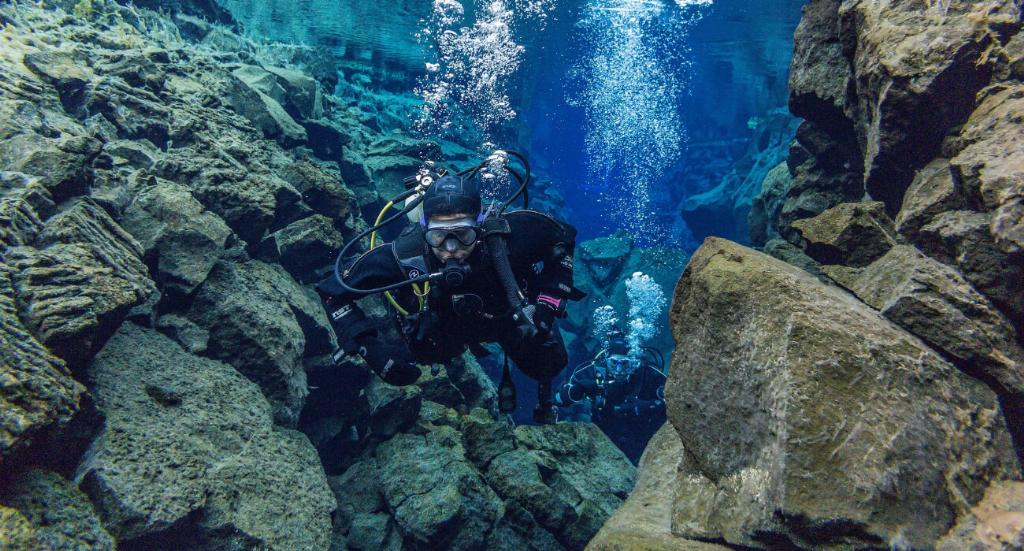 silfra iceland diving