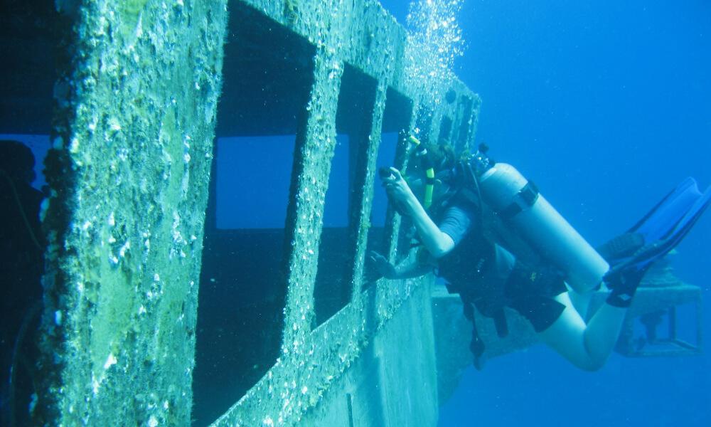 kittiwake shipwreck