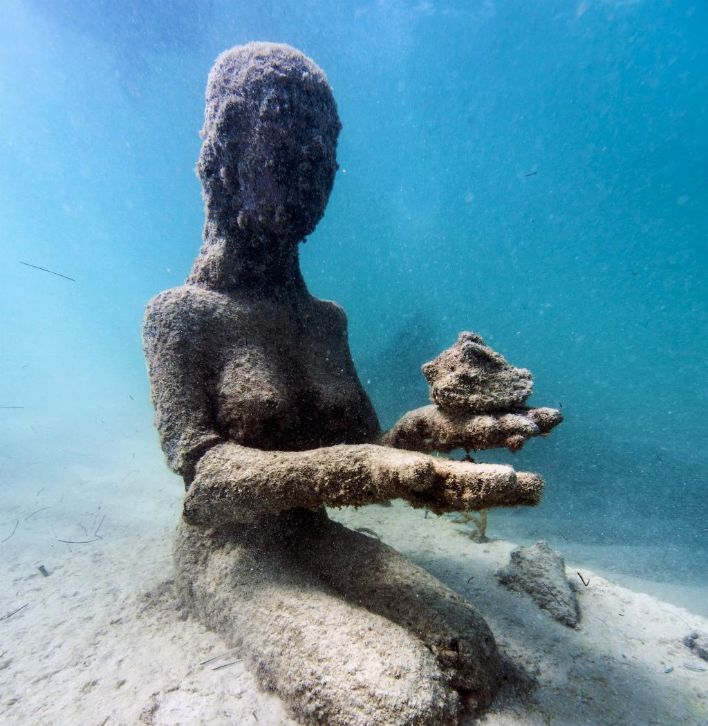 Igneri Caribe Taino Underwater Museum