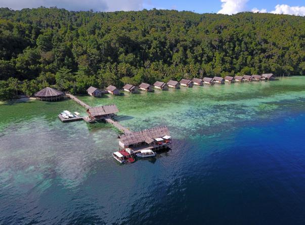 Фото Papua Explorers Dive Resort