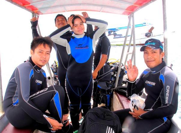 Picture added by Onemohute Wakatobi Dive
