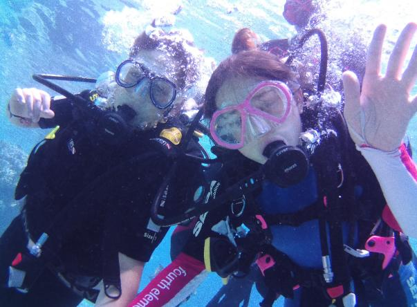 Sigala Diving School Picture