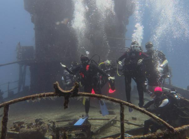 Picture added by Dive Paradise