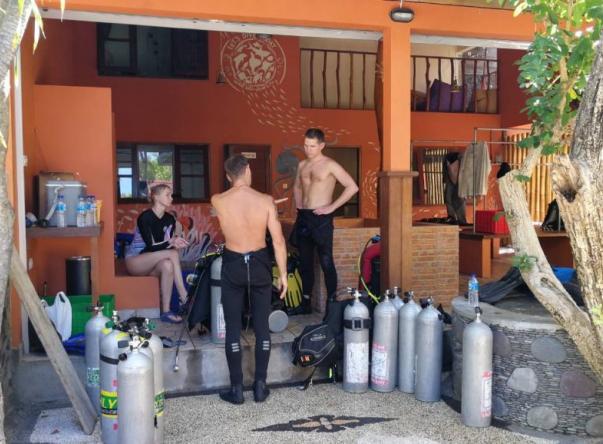 Фото Bali-Club Dive Center