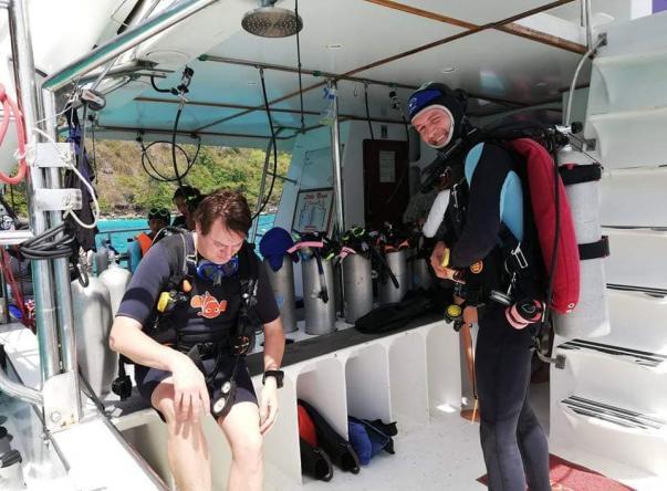 Фото Andy'S Scuba Diving Phuket