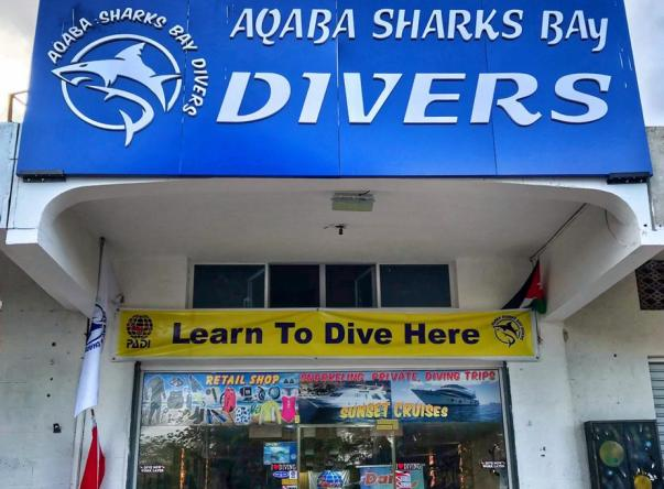 Aqaba Sharks Bay Divers Picture