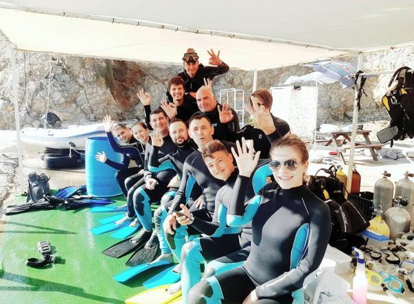Picture taken by SAFİYE ARI at Adakule Reef on May 22nd, 2018