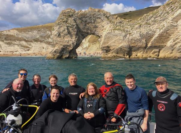 Picture taken by Mark Gosling at Lulworth Reef on Sep 1, 2018
