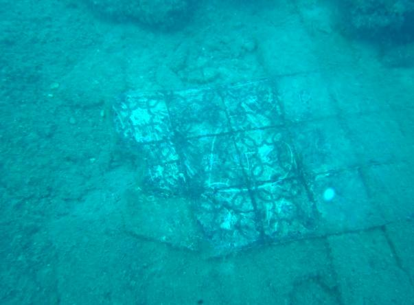 Picture taken by MKE at Paris wreck on Sep 25, 2018