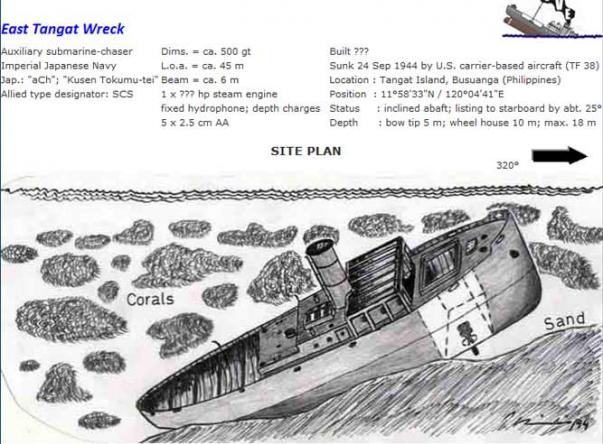 Tangat Wreck's Picture