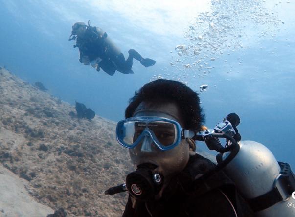 Picture taken by Korpong Krailkhum at Monad Shoal (Thresher Shark) on Oct 21, 2020
