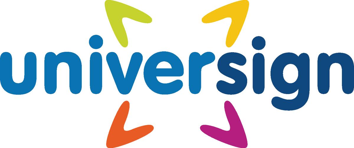 Logo universign big