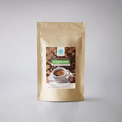 Кофе в зернах CORACAO, 250 г